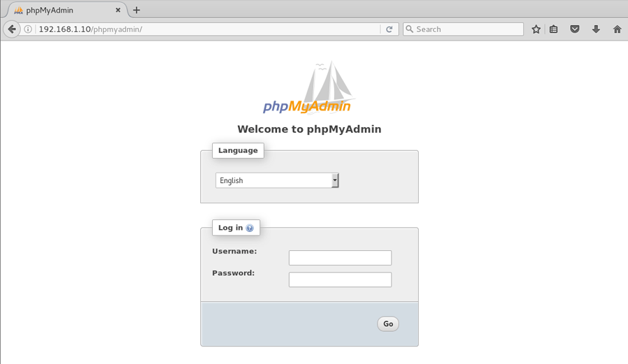 Install phpMyAdmin on CentOS 7 for PHP 7