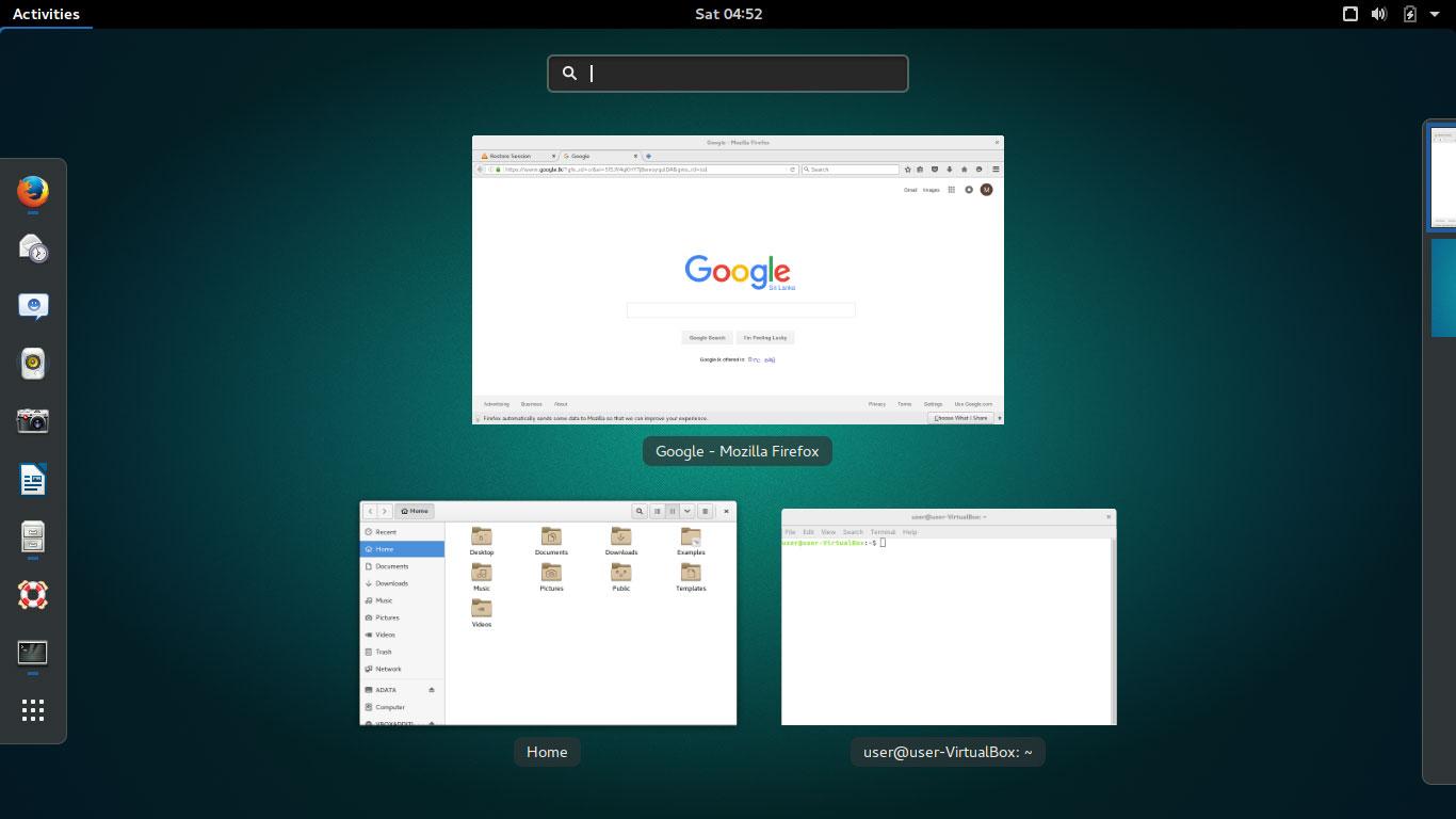 Ubuntu Gnome 3 - Install gnome 3 on Ubuntu Desktop 16.04 Ubuntu Gnome Desktop