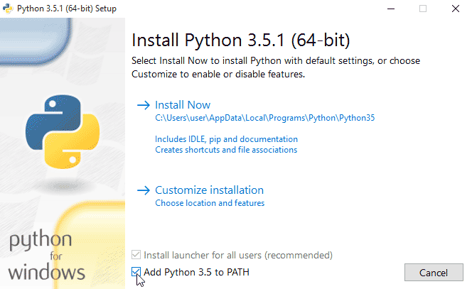 How to Install Python 3 on Windows 10 Desktop